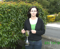 Pauline Foley (Winner of the Cannon Studard Cup 1993) Photo 2009